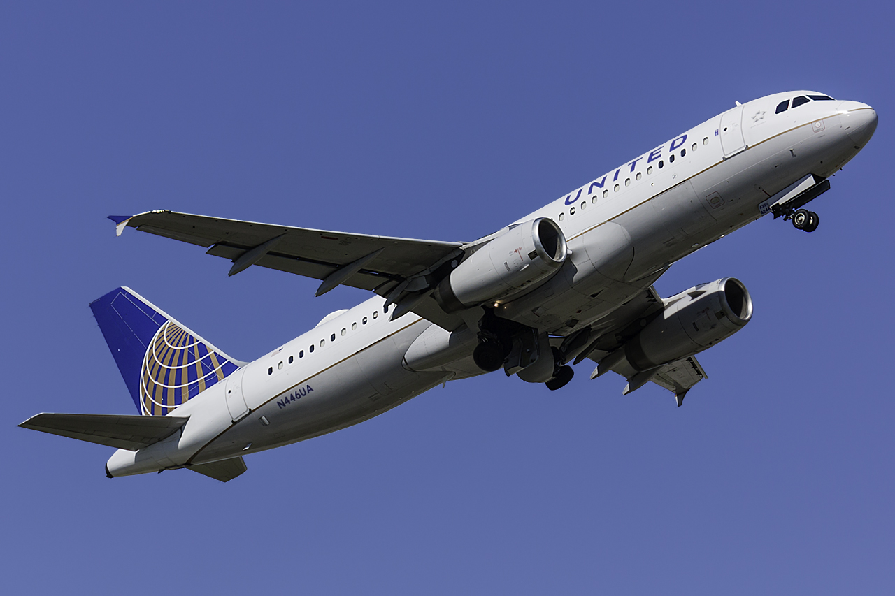 Click image for larger version.  Name:United a320 N446UA.jpg Views:97 Size:417.5 KB ID:11555