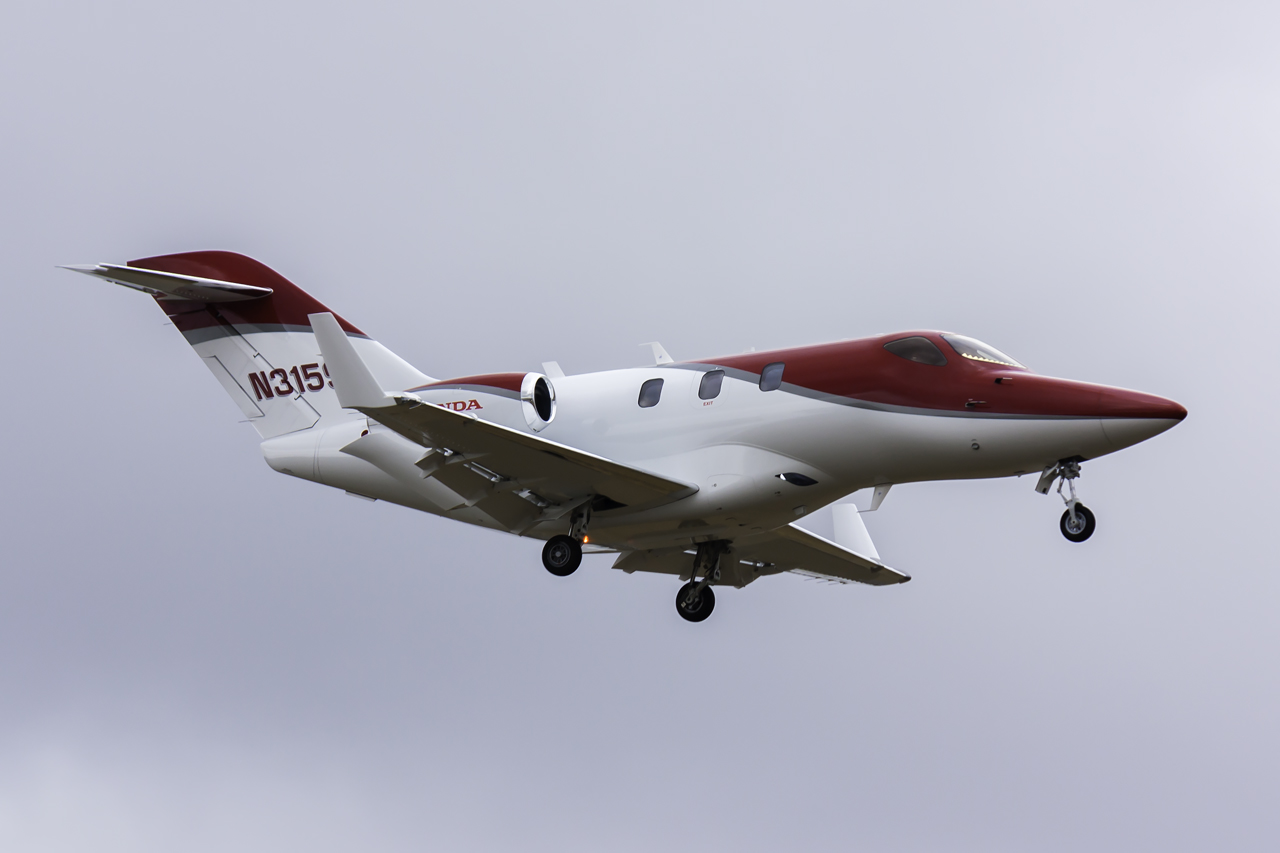 Click image for larger version.  Name:HondaJet N315SA JetPhotos.jpg Views:20 Size:237.0 KB ID:13224