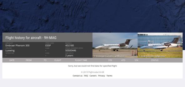 Click image for larger version.  Name:FireShot Capture 164 - 9H-MAG - Embraer Phenom_ - https___www.flightradar24.com_data_aircraft_9h.jpg Views:69 Size:16.8 KB ID:22170