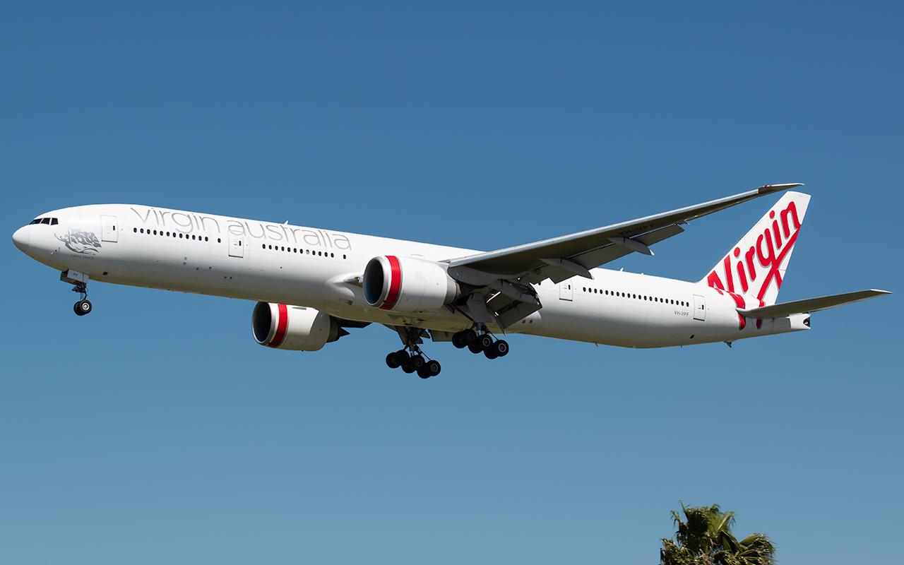 Click image for larger version.  Name:Virgin Australia 777 VH-VPF JP.jpg Views:22 Size:313.5 KB ID:22795