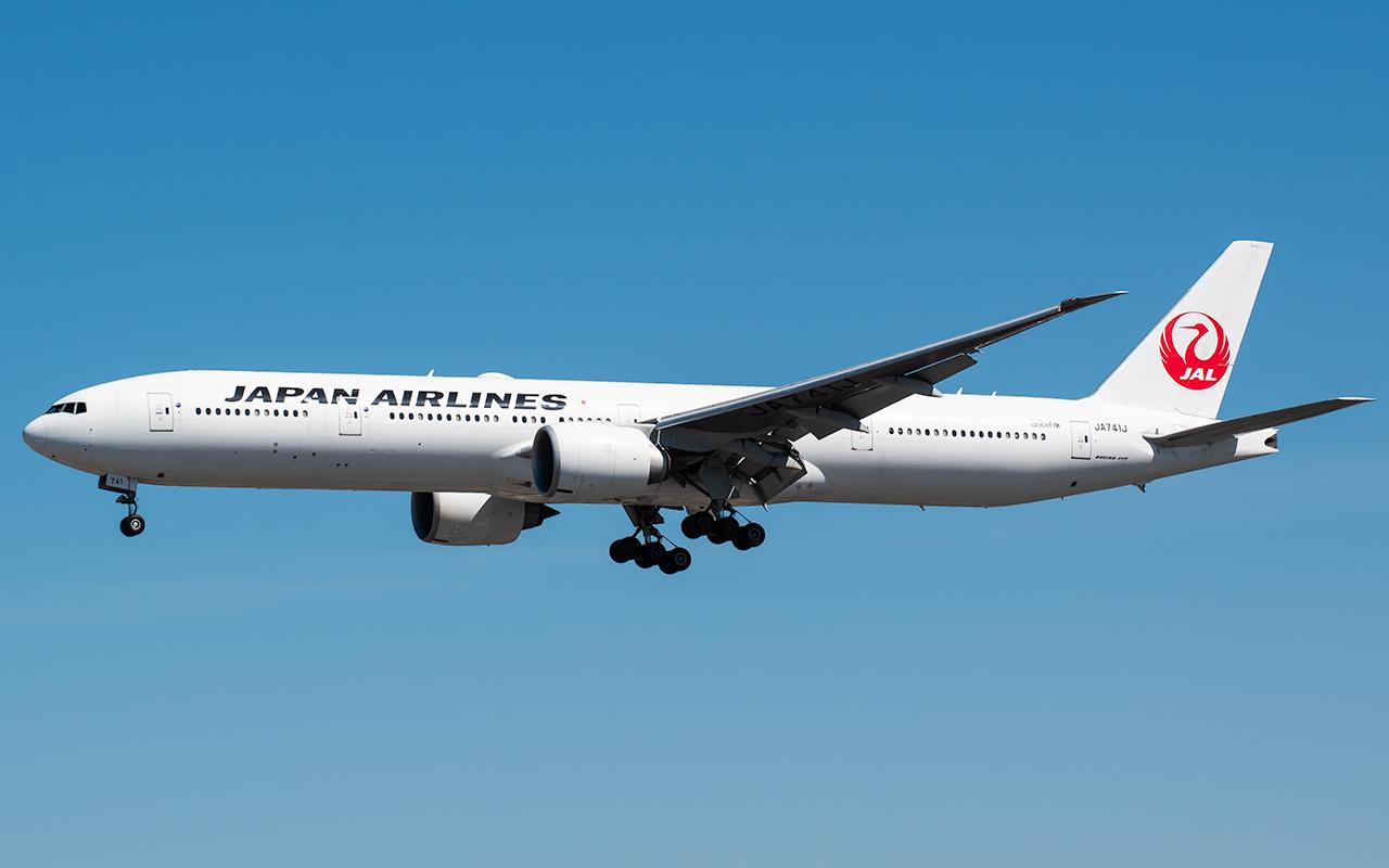 Click image for larger version.  Name:JAL 777 JA741J JP.jpg Views:13 Size:358.2 KB ID:23099