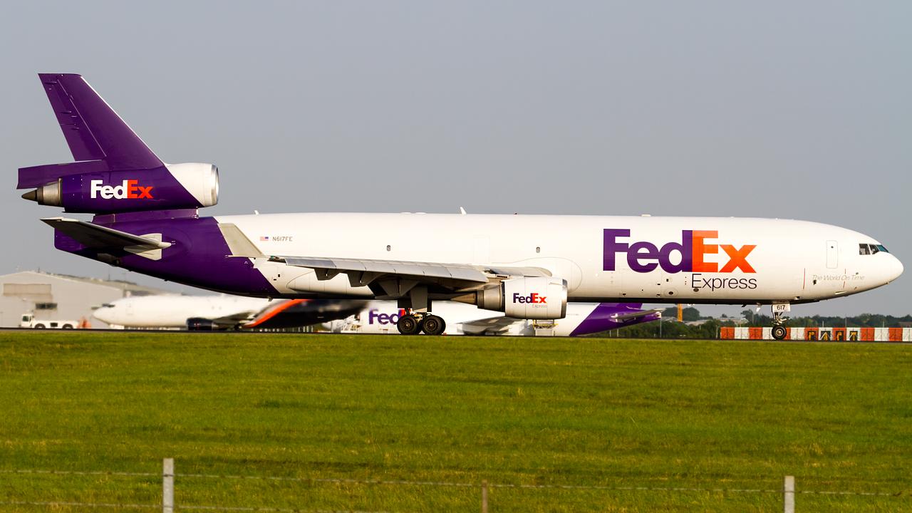 Click image for larger version.  Name:FedEx MD-11 REG-N617FE.jpg Views:22 Size:649.6 KB ID:26692