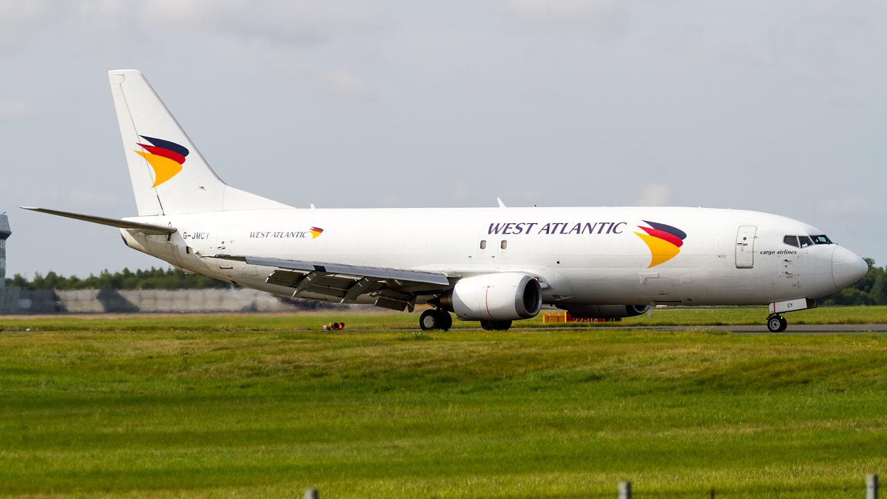 Click image for larger version.  Name:West Atlantic 737-400 REG- G-JMCY.jpg Views:15 Size:558.7 KB ID:27050