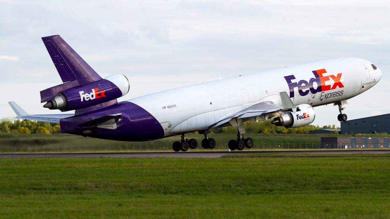 Click image for larger version.  Name:FedEx MD-11 REG-N603FE.jpg Views:16 Size:560.6 KB ID:27124