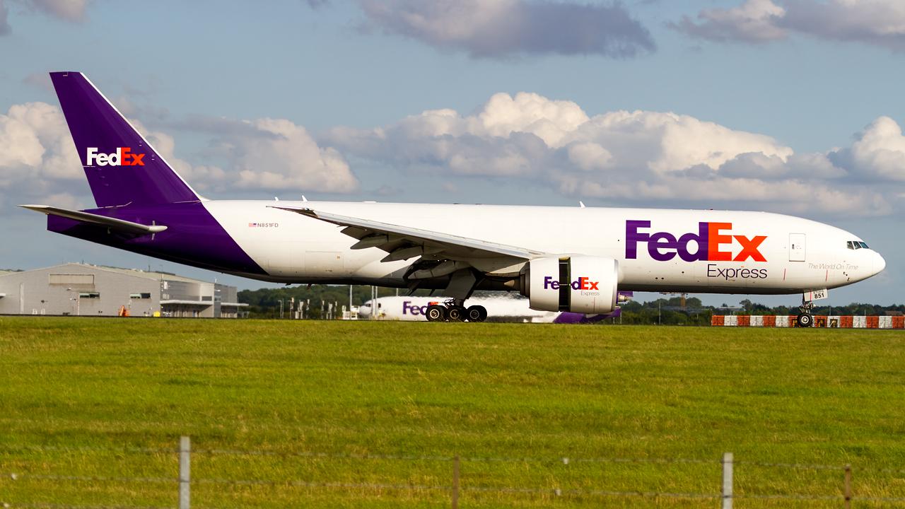 Click image for larger version.  Name:FedEx 777F REG- N851FD.jpg Views:18 Size:688.9 KB ID:27125