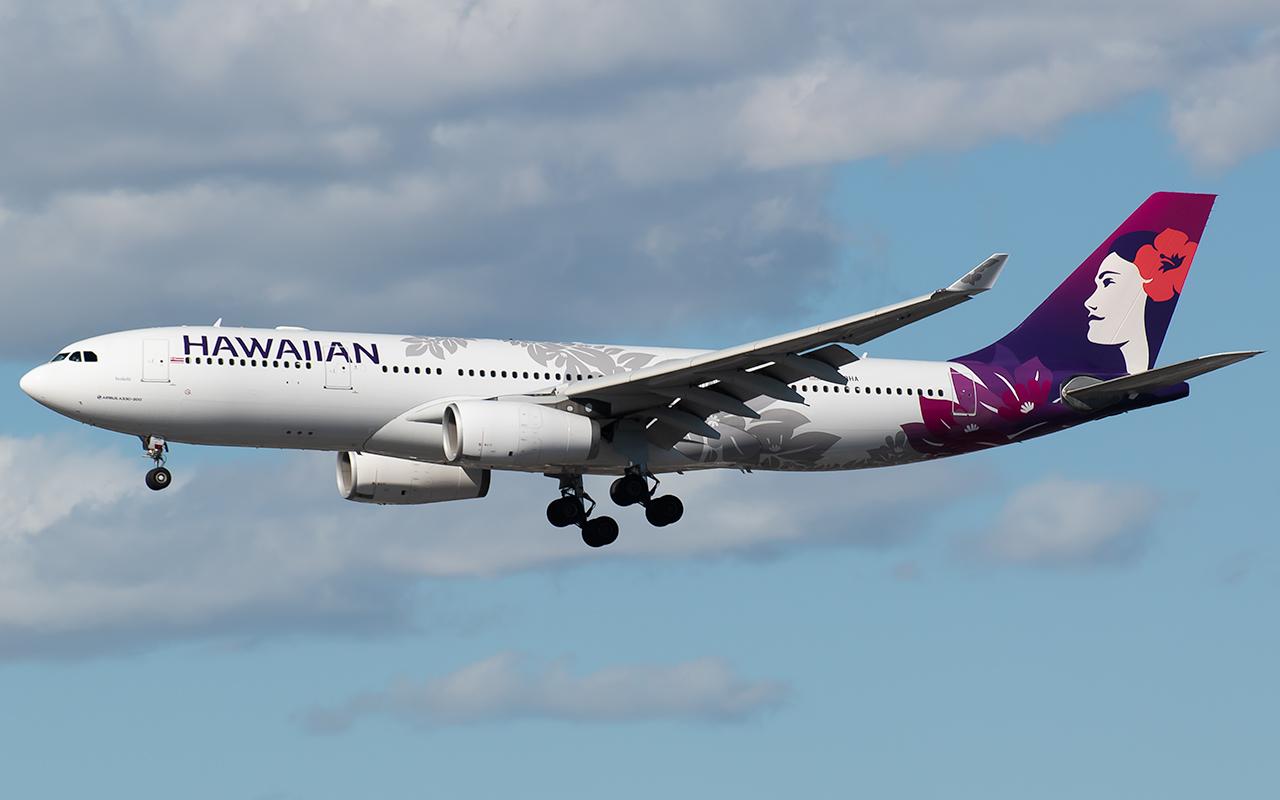 Click image for larger version.  Name:Hawaiian 330 New livery N382HA JP v3.jpg Views:87 Size:323.8 KB ID:22490